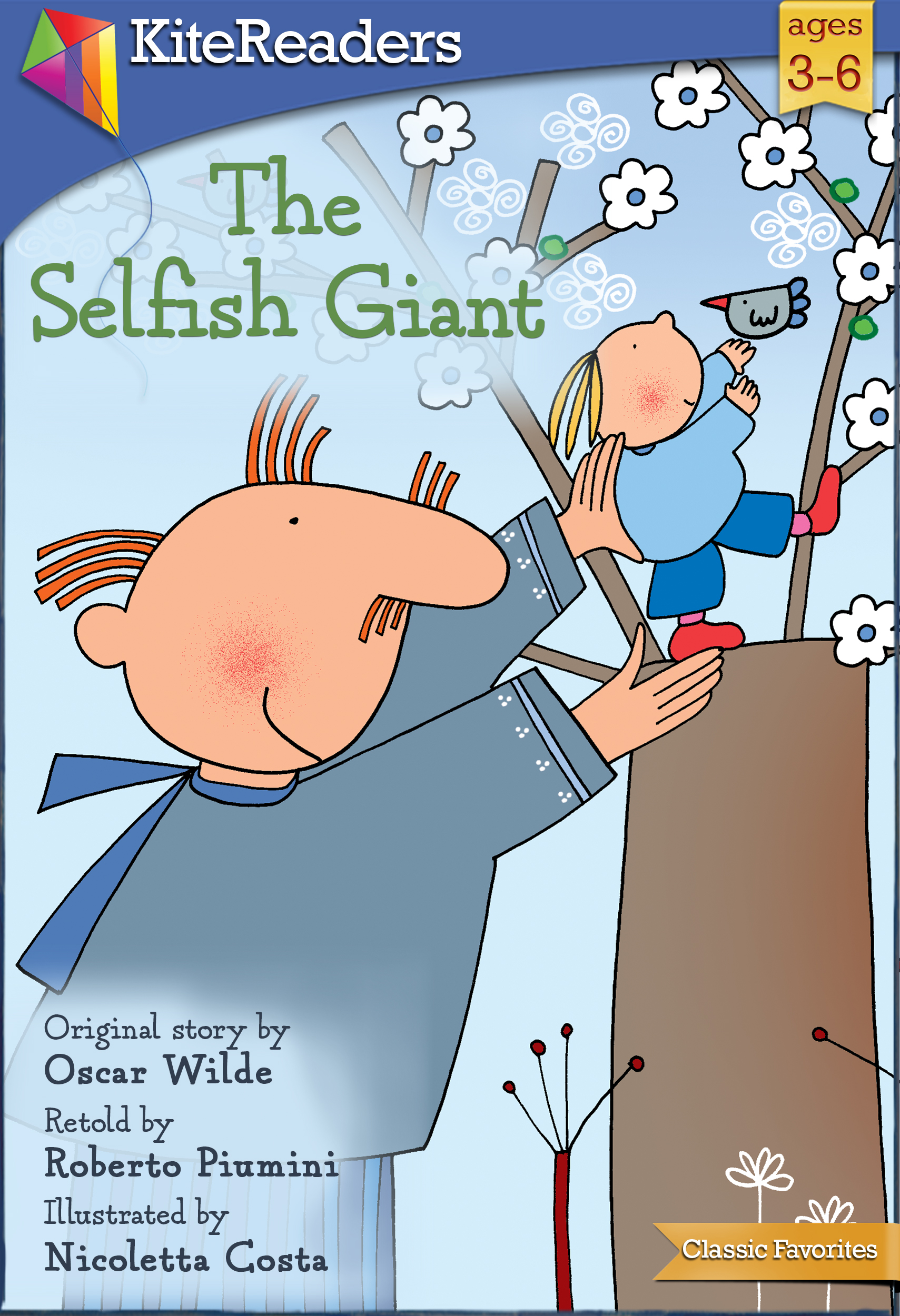 the selfish giant kindle and ibooks bundle kitereaders store