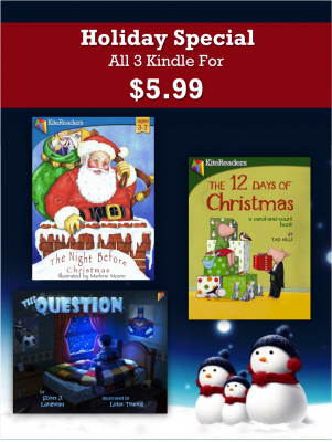 holiday kindle bundle