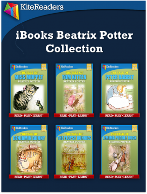 ibooks beatrix potter collection