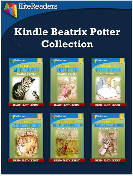 kindle beatrix potter collection