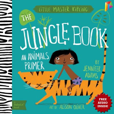 JungleBook_FreeAudio_Cover